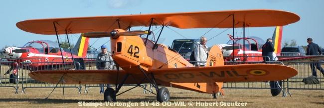 DSC_4604 Stampe-Vertongen SV-4B OO-WIL © Hubert Creutzer