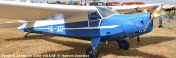 DSC_4607 Praga E.114M Air Baby HB-UAF