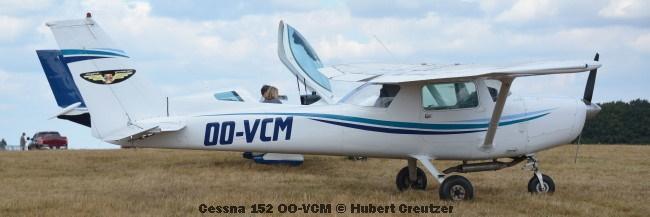 DSC_4614 Cessna 152 OO-VCM © Hubert Creutzer