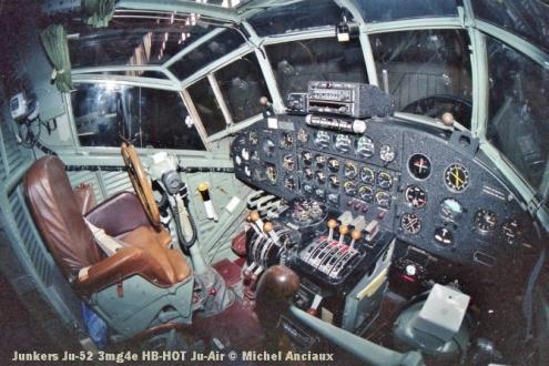 img159 Junkers Ju-52 3mg4e HB-HOT Ju-Air © Michel Anciaux