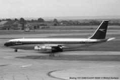 002 Boeing 707-336B G-AXXY BOAC © Michel Anciaux