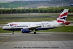 007 Airbus A319-131 G-EUPC Chatham Dockyard Union Flag British Airways © Michel Anciaux