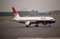 007 Boeing 757-236 G-BIKL British Airways © Michel Anciaux
