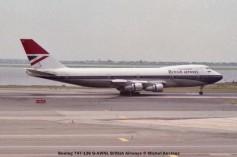 008 Boeing 747-136 G-AWNL British Airways © Michel Anciaux