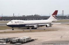 009 Boeing 747-136 G-AWNN British Airways © Michel Anciaux