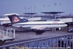 012 Hawker Siddeley HS121 1C Trident G-ARPF BEA - British European Airways © Michel Anciaux