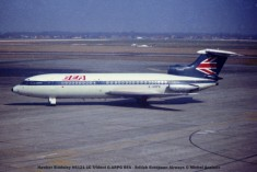 013 Hawker Siddeley HS121 1C Trident G-ARPG BEA - British European Airways © Michel Anciaux