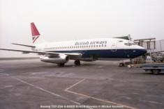 016 Boeing 737-236 G-BGDD British Airways © Michel Anciaux