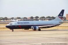 023 Boeing 737-436 G-DOCC British Airways © Michel Anciaux