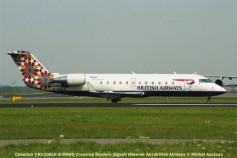 024 Canadair CRJ-200LR G-MSKO Crossing Borders (Egypt) (Maersk Air) British Airways © Michel Anciaux