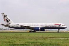 029 G-CPEV Boeing 756-236 G-CPEV Rendez-vous (China) British Airways © Michel Anciaux