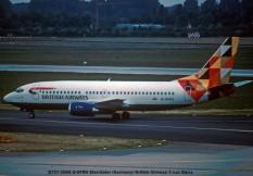 21872C B737-306Q G-OFRA Sterntaler (Germany) British Airways © Luc Barry