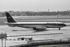 8 Boeing 707-436 G-APFM British Airways © Michel Anciaux