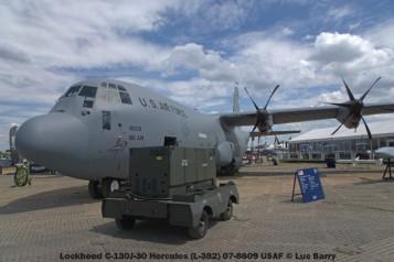 DSC07269 Lockheed C-130J-30 Hercules (L-382) 07-8609 USAF © Luc Barry