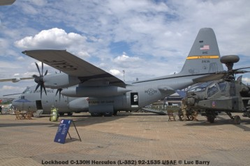 DSC07270 Lockheed C-130H Hercules (L-382) 92-1535 USAF © Luc Barry