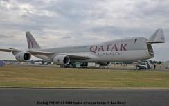 DSC07340 Boeing 747-8F A7-BGB Qatar Airways Cargo © Luc Barry