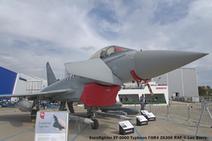 DSC07355 Eurofighter EF-2000 Typhoon FGR4 ZK308 RAF © Luc Barry