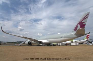 DSC07357 Airbus A350-1041 A7-ANB Qatar Airways © Luc Barry
