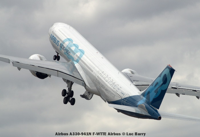 DSC07424 Airbus A330-941N F-WTTE Airbus © Luc Barry