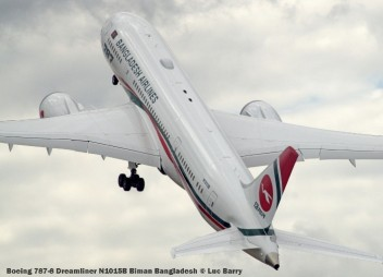 DSC07484 Boeing 787-8 Dreamliner N1015B Biman Bangladesh © Luc Barry