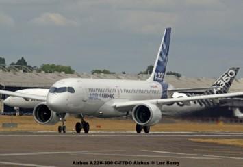 DSC07607 Airbus A220-300 C-FFDO Airbus © Luc Barry