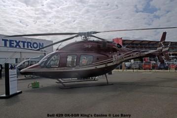 DSC07675 Bell 429 OK-SGR King's Casino © Luc Barry