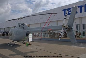 DSC07676 Bell 505 Jet Ranger G-DONE © Luc Barry