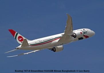 DSC08671 Boeing 787-8 Dreamliner N1015B Biman Bangladesh © Luc Barry
