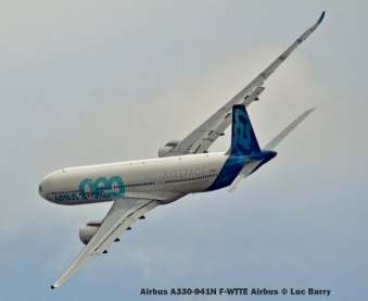 DSC08687 Airbus A330-941N F-WTTE Airbus © Luc Barry