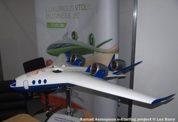 DSC08853 Samad Aerospace e-Starling project © Luc Barry