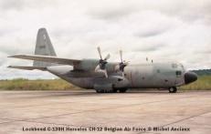 img1001 Lockheed C-130H Hercules CH-12 Belgian Air Force © Michel Anciaux