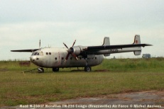 img1009 Nord N-2501F Noratlas TN-235 Congo (Brazzaville) Air Force © Michel Anciaux