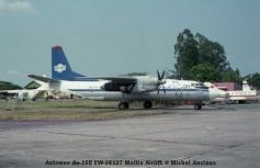 img1019 Antonov An-26B EW-26127 Malila Airlift © Michel Anciaux