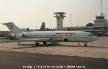 img1021 Boeing 727-243 5V-TPA Air Dabia © Michel Anciaux
