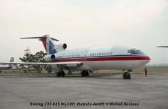 img1032 Boeing 727-025 9Q-CWT Wetrafa Airlift © Michel Anciaux