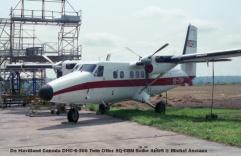 img1035 De Havilland DHC-6-300 Twin Otter 9Q-CBN Scibe Airlift © Michel Anciaux