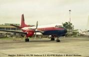 img1037 Hawker Siddeley HS.780 Andover E.3 9Q-CPW Waltair © Michel Anciaux