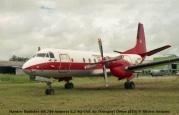 img1039 Hawker Siddeley HS.780 Andover E.3 9Q-CVK Air Transport Office (ATO) © Michel Anciaux