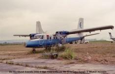 img891 De Havilland DHC-6-300 Twin Otter ex TN-ACW Lina Congo © Michel Anciaux