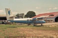img892 De Havilland Canada DHC-6-300 Twin Otter ex TN-ACW Lina Congo © Michel Anciaux