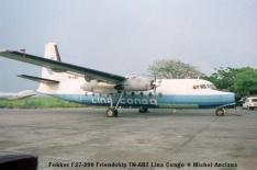 img893 Fokker F27-200 Friendship TN-ABZ Lina Congo © Michel Anciaux