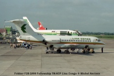 img897 Fokker F28-1000 Fellowship TN-ACP Lina Congo © Michel Anciaux