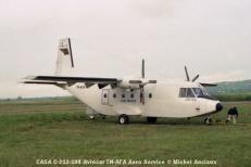 img916 CASA C-212-100 Aviocar TN-AFA Aero Service © Michel Anciaux