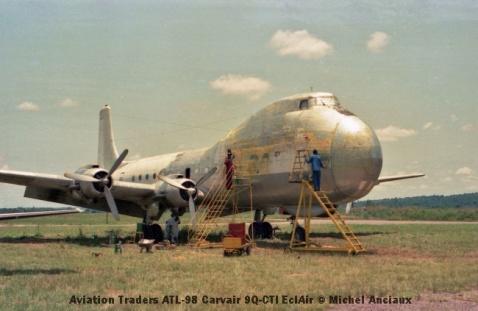 img929 Aviation Traders ATL-98 Carvair 9Q-CTI EclAir © Michel Anciaux
