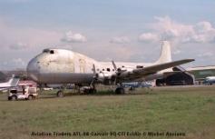img931 Aviation Traders ATL-98 Carvair 9Q-CTI EclAir © Michel Anciaux