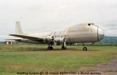 img938 Aviation Traders ATL-98 Carvair 9Q-CTI EclAir © Michel Anciaux