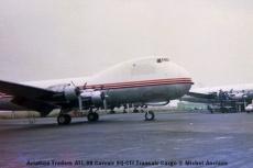 img949 Aviation Traders ATL-98 Carvair 9Q-CTI Transair Cargo © Michel Anciaux