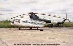 img995 Mil 8MTV-1 RA-27056 Trans Air Congo © Michel Anciaux