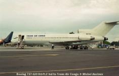 img998 Boeing 727-123 D2-FLZ lsd to Trans Air Congo © Michel Anciaux