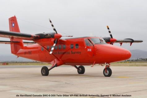 DSC_0006 de Havilland Canada DHC-6-300 Twin Otter VP-FBC British Antarctic Survey © Michel Anciaux